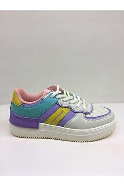 Kadın Lila Mint Spor Sneaker Freya 1fx/100785036