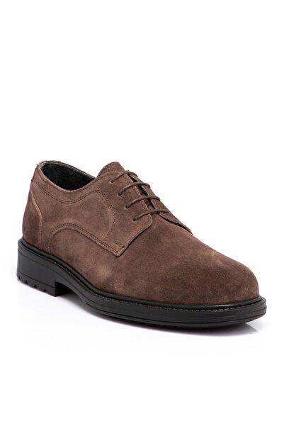 Tergan Vizon Süet Deri Erkek Ayakkabı 55015a02