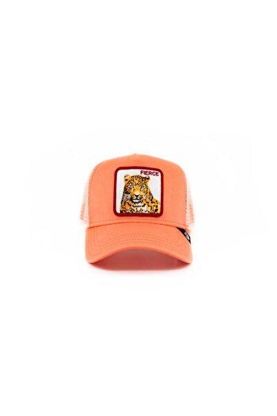 Goorin Bros Unisex Pembe Fierce Tiger Şapka 101-0731