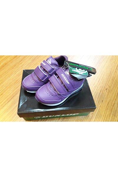 DUNLOP Kız Çocuk Mor Spor Ayakkabı