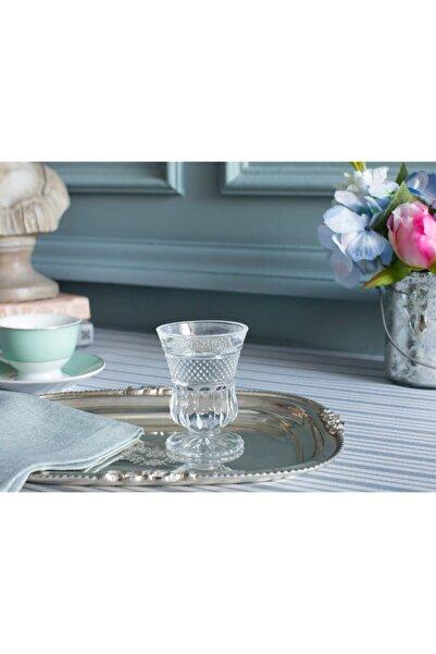 Madame Coco Laurent 4'lü Ayaklı Kahve Yanı Bardağı Seti