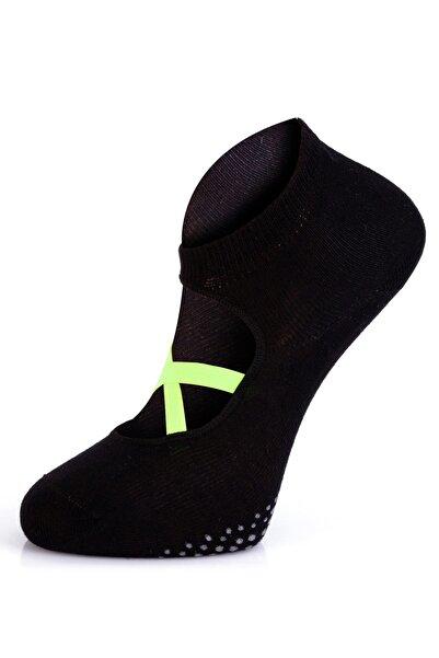 MURR Kaydırmaz Taban Yoga Çorap Ve Pilates Çorap