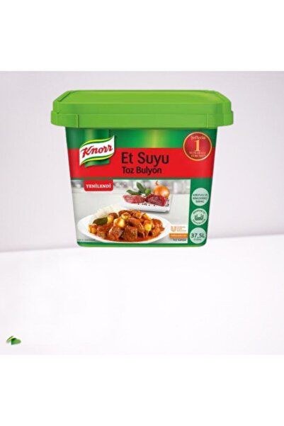 Knorr Et Suyu Toz Bulyon 750 Gr