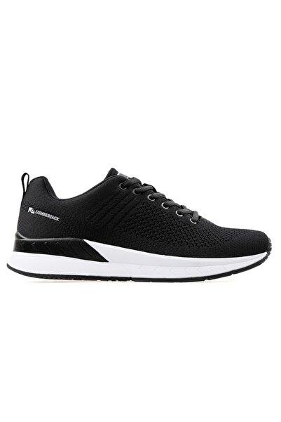 lumberjack Erkek Siyah Connect Spor Ayakkabı (100353825)