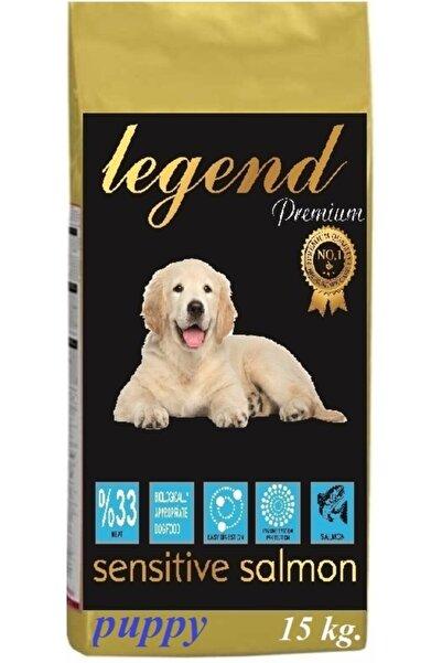 Legend Gold Düşük Tahıllı Somonlu Büyük Irk Yavru Köpek Maması 15 Kg Somon Balıklı Yavru Köpek