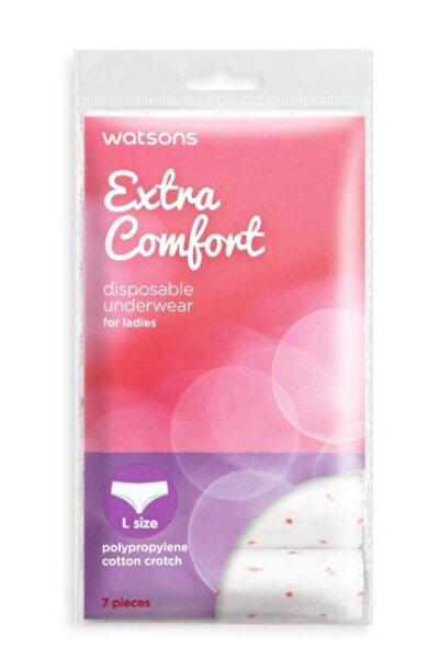 Watsons Tek Kullanımlık İç Çamaşırı Külot 7 Adet