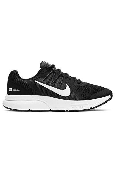Nike Kadın Siyah Zoom Span 3 Koşu Ayakkabısı Cq9267-001