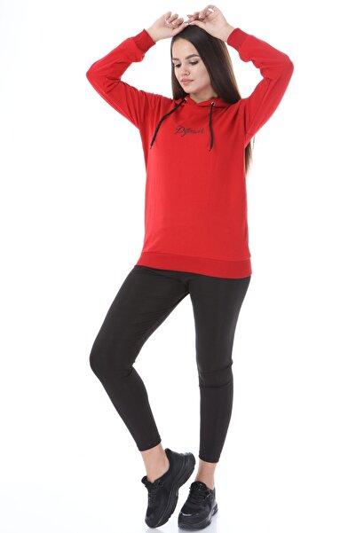 Rodi Jeans Kadın Rodi Kadın Sweat Tunik Different Kapişonlu Sweat
