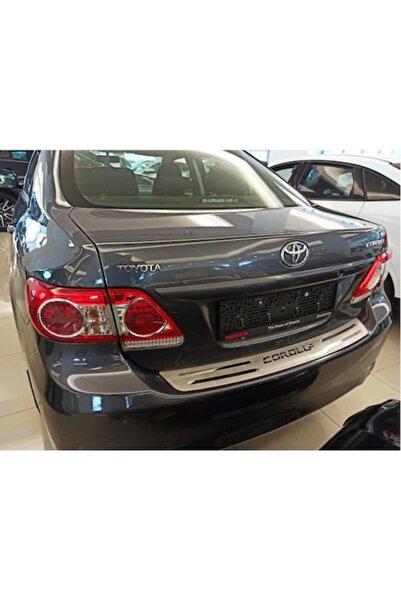 Dynamic Toyota Corolla Arka Tampon Üst Koruması 2008-13