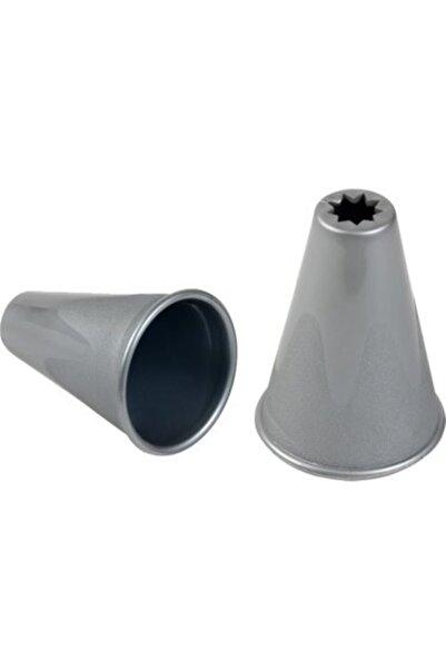 LEVA 2adet Plastik Tırtıl Kurabiye Kalıbı.