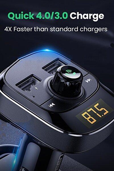 1araba1ev Mercedes A160 Oto Bluetooth Araç Kiti Fm Transmitter Usb Girişli Radyo