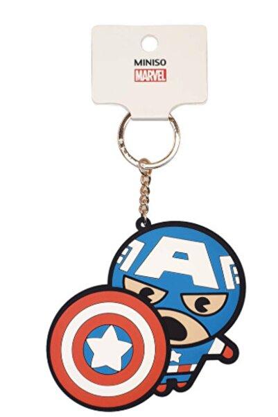MARVEL Ayna Anahtarlık (captain America)