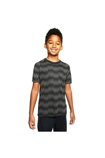 Nike Çocuk Dry Academy Pro Çocuk Gri Antrenman Tişörtü Cd1070-010
