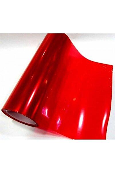 3M Kırmızı Far Stop Filmi 1. Kalite Esnek30 Cm X 1metre