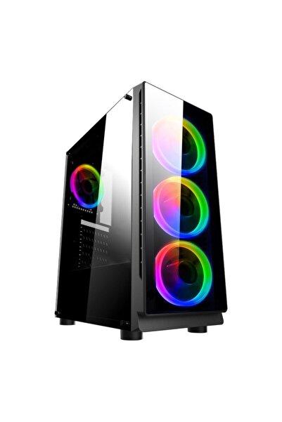TURBOX Atm910051 I5 3470 8gb Ram 120gb Ssd 1tb Hdd 4gb Gtx1050ti Oyun Bilgisayarı
