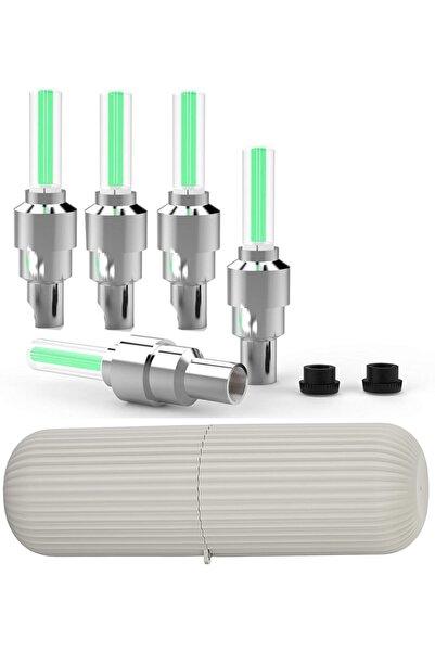 Transformacion Yedekli Yeşil Işıklı Sibop Kapağı 5 Adet ve Organizer Box 428762