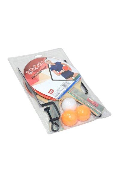 BİRLİK TOYS Rlm-005 Masa Tenis Seti 3 Toplu
