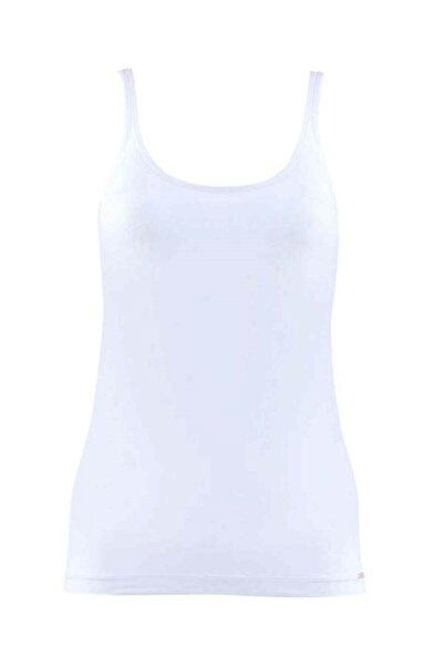 Blackspade 1624 Silver %94 Modal Kadın Kalın Askılı Atlet