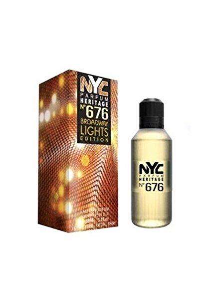 NYC Broadway Lights Edition No: 676 Edp 100 ml Kadın Parfüm 875990006765