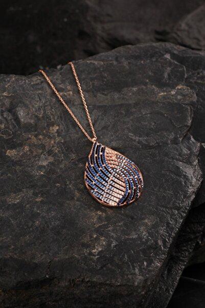 Altınbaş Silver Damla Gümüş Kolye 925 Ayar