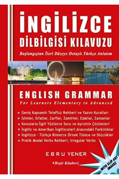 Beşir Kitabevi Ingilizce Dilbilgisi Kılavuzu