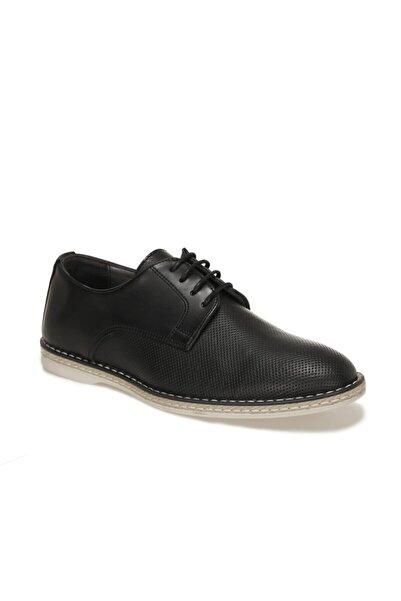 JJ-STILLER 9956-1 1FX Siyah Erkek Klasik Ayakkabı 101015369