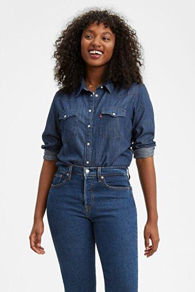 Levi's Kadın Jean Gömlek 58930-0009