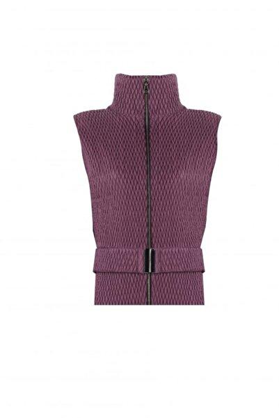 Nur Karaata Moritz Vest Purple