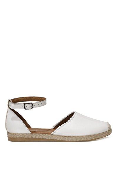 İnci Halkı.z 1fx Beyaz Kadın Sandalet