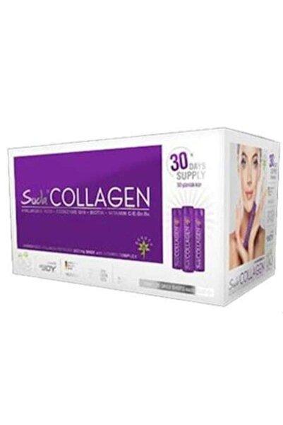 Suda Collagen 40 ml 30 Adet Aylık Paket (ERİK AROMALI)
