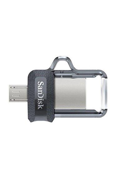 SanDisk Ultra Dual Drive USB 3.0 Bellek 32 GB SDDD3-032G-G46