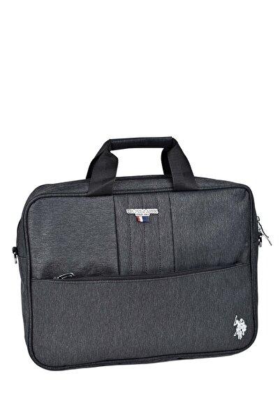 U.S. Polo Assn. Laptop & Evrak Çantası Siyah
