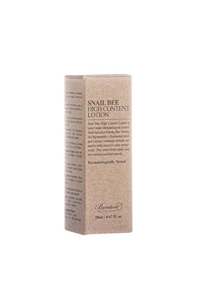 Benton Snail Bee High Content Lotion Deluxe - Salyangoz Özlü Losyon