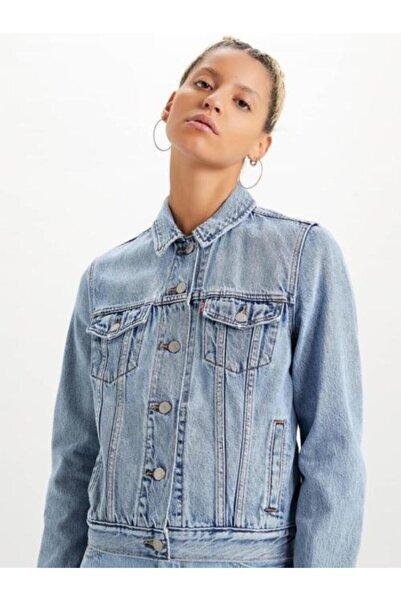 Levi's Kadın Mavi Ceket