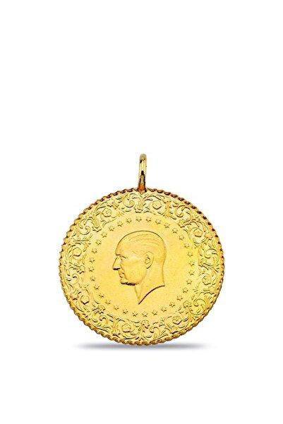 Maygold Eski 1 Adet Çeyrek Altın