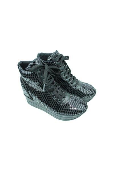 Beta Zer Ayakkabı Siyah Kadın Bot