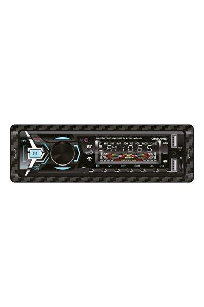 CVS Siyah Oto Teyp Bluetooth Radyo Dn6302