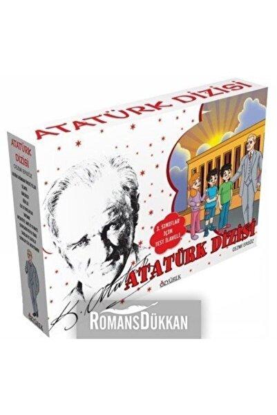 Özyürek Yayınları Atatürk Dizisi 10 Kitap Takım