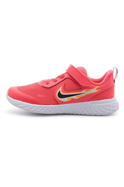 Nike Cw1445-600 Revolutıon 5 Fıre Turuncu Çocuk Yürüyüş & Koşu Spor Ayakkabı