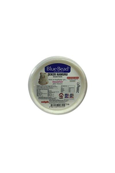 Blue Bead Beyaz Şeker Hamuru 200 Gram