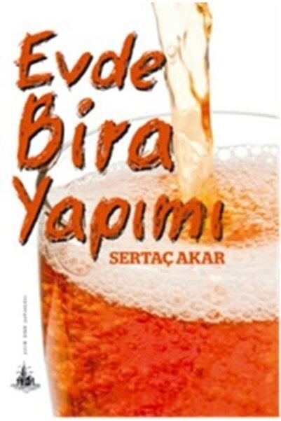Yitik Ülke Yayınları Evde Bira Yapımı-hkitap-