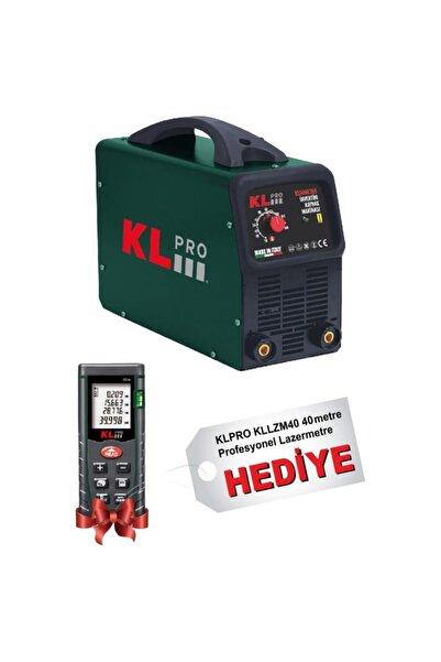 KLPRO Klmma160 160 Amper Inverter Kaynak Makinesi + Kllzm40 40metre Lazer Metre