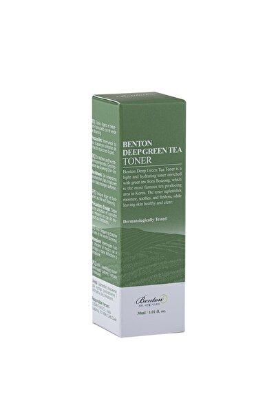 Benton Deep Green Tea Toner Deluxe - Yeşil Çay Tonik