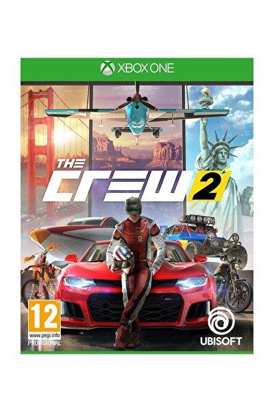 Ubisoft The Crew 2 Xbox One Oyun
