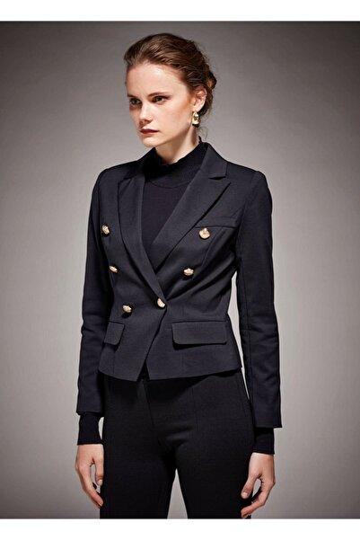 SERPİL Düğmeli Ceket