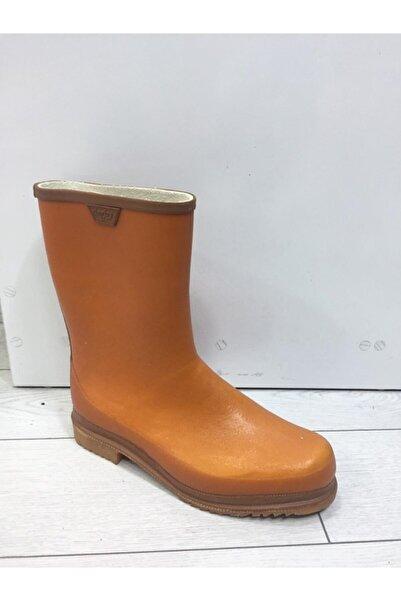 Derby Unisex Kahverengi Çizme
