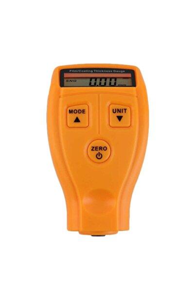 DERMO3 Otomobil Boya Kalınlık Ölçüm Test Cihazı Oto Boya Macun Ölçer Gm200