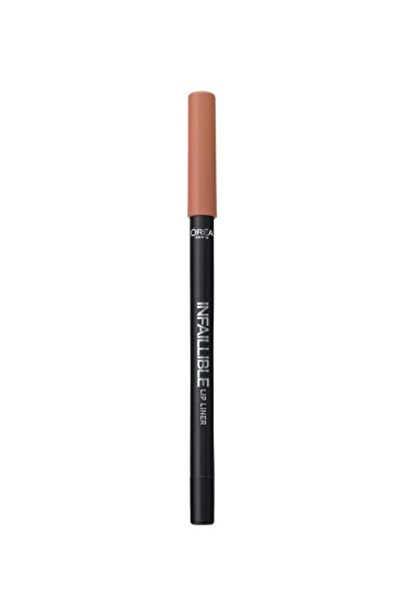 L'Oreal Paris Dudak Kalemi - Infaillible Lip Pencil 101 Gone With The Nude 3600523485642