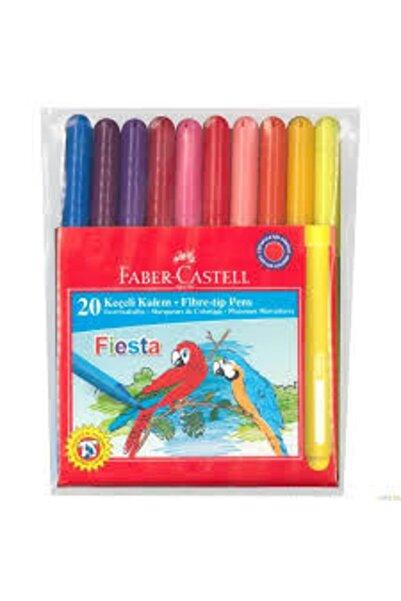 Faber Castell Keçeli Kalem Fıesta 20 Li 330450 /