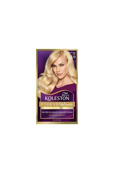 Koleston Set 12/0 Ekstra Açık Sarı Saç Boyası Wella